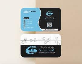 #281 for Design Business card for logistics company af Ritudas1884