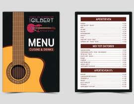 #48 für Design menu for local bar von imranislamanik