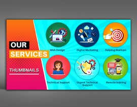 #3 for Create thumbnails for services by usaithub
