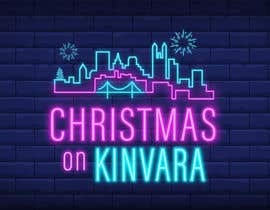 #106 cho Christmas on Kinvara logo design bởi FaBulousIT