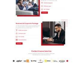 Nro 88 kilpailuun Web Page Design käyttäjältä NHRashed