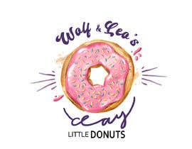Nro 61 kilpailuun I need a logo for a donut shop käyttäjältä Anonto390