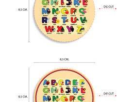 #23 for Learn Sticker (alphabet) af cakemudbudiono
