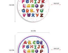 #24 for Learn Sticker (alphabet) af cakemudbudiono
