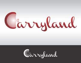 #280 for Logo Design for Handbag Company - Carryland af ionesculaurentiu