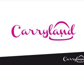 #88 para Logo Design for Handbag Company - Carryland de Grupof5