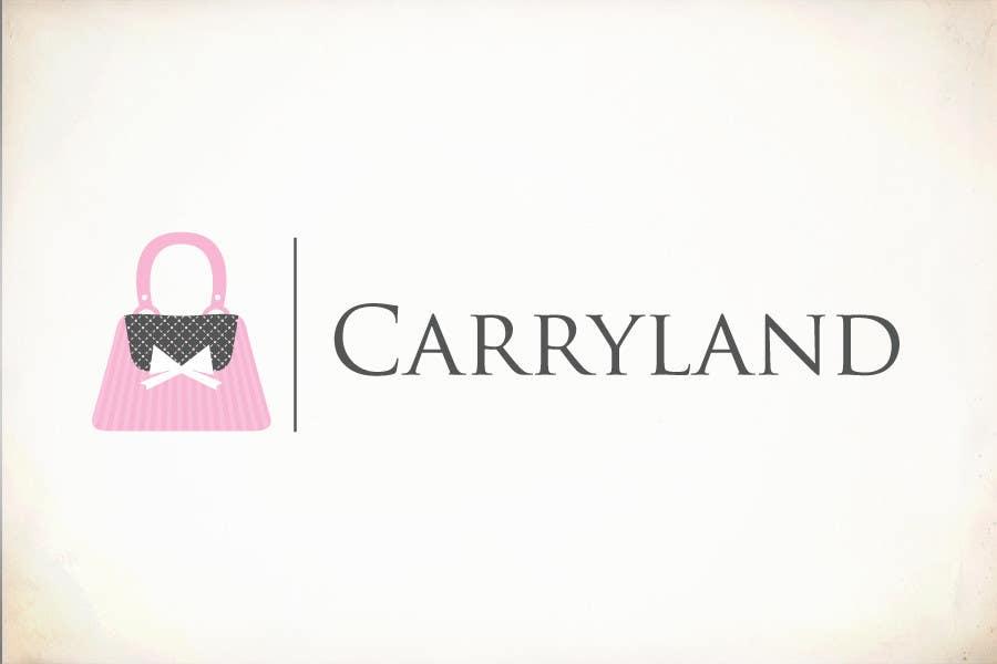 Contest Entry 228 For Logo Design Handbag Company Carryland