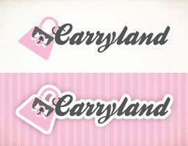 #230 dla Logo Design for Handbag Company - Carryland przez bellecreative
