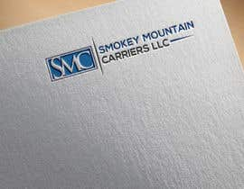 #115 for Logo creation for SMC Smokey Mountain Carriers LLC. by mostakimahomed19
