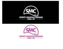 #136 for Logo creation for SMC Smokey Mountain Carriers LLC. by GolamRabby95