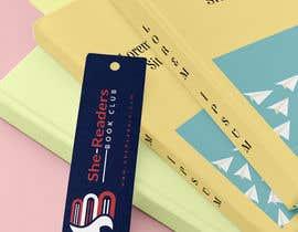#44 for She-Readers Book Mark Design by joyhalderjoy
