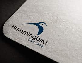 #25 for Hummingbird Cloud Storage Logo by hubbak