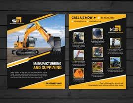 Nro 152 kilpailuun Brochures / Flyers designed käyttäjältä abrarsumon