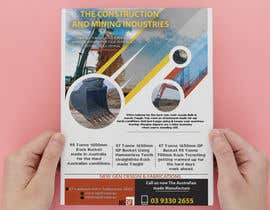 Nro 52 kilpailuun Brochures / Flyers designed käyttäjältä haythamchrij