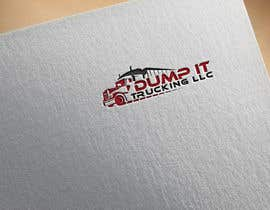 akjumila9 tarafından Logo Design for my Trucking Business ( Dump It Trucking LLC ) için no 92