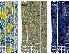 Nro 7 kilpailuun Graphic Design for MTB frame protection kits käyttäjältä Plurinx