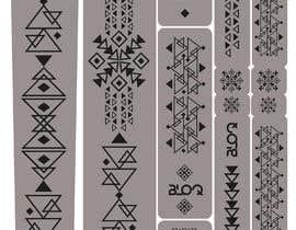 Nro 17 kilpailuun Graphic Design for MTB frame protection kits käyttäjältä Plurinx