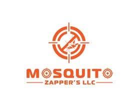 #214 for Mosquito Zapper Logo by ranasavar0175