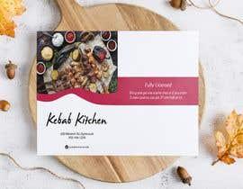 #5 cho Make a bi-fold menu bởi iamsagunshakya