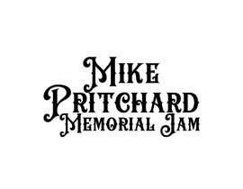 #47 untuk Mike Pritchard Memorial Jam logo oleh morsheddtt