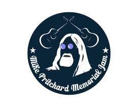 #13 untuk Mike Pritchard Memorial Jam logo oleh DesignerSifat