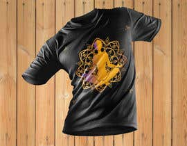 #50 for Goddess Yoga Pose T-shirt by shakilahmeddhaka