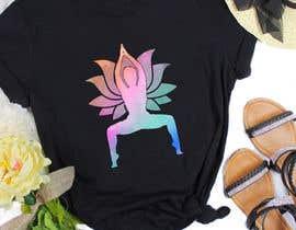 #36 for Goddess Yoga Pose T-shirt by mdaminislam593