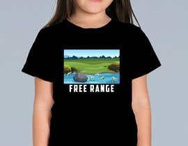 #65 для Free Range T-Shirt от faysalahmedmith7