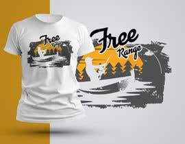 #68 для Free Range T-Shirt от mahadihasan44