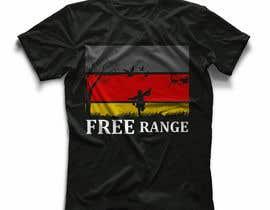 #72 для Free Range T-Shirt от mahadihasan44