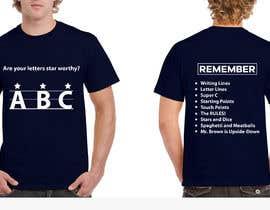 Nro 32 kilpailuun Create a tee shirt design käyttäjältä shatabdi3626