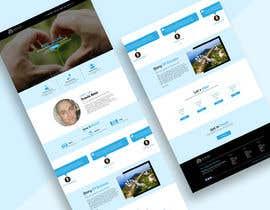 Nro 68 kilpailuun Need a Home Page Design for My Healing Website käyttäjältä developerhafizur