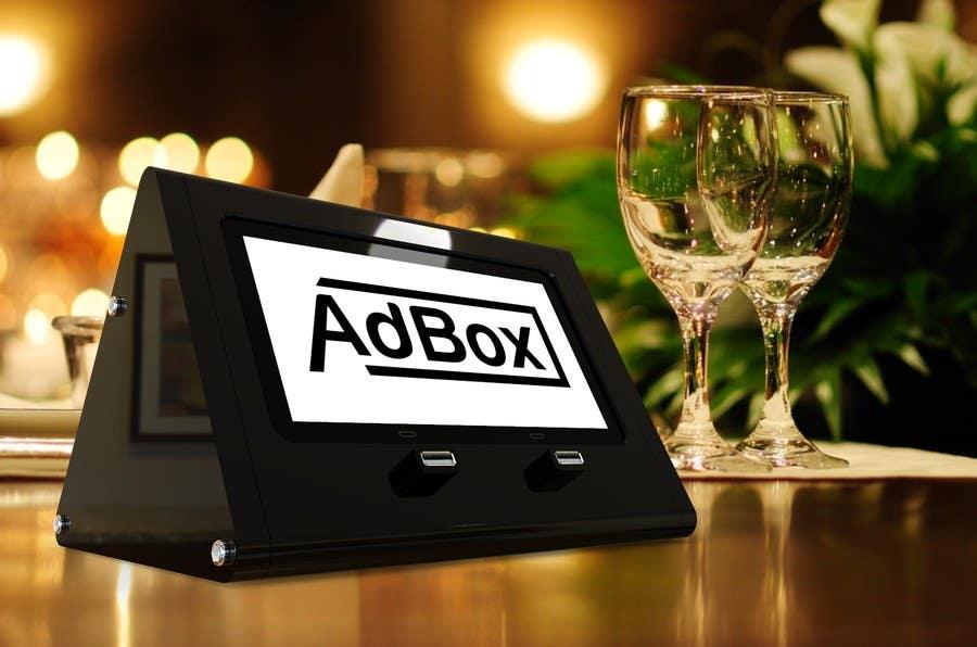Konkurrenceindlæg #                                        41                                      for                                         Do some 3D Modelling for Adbox