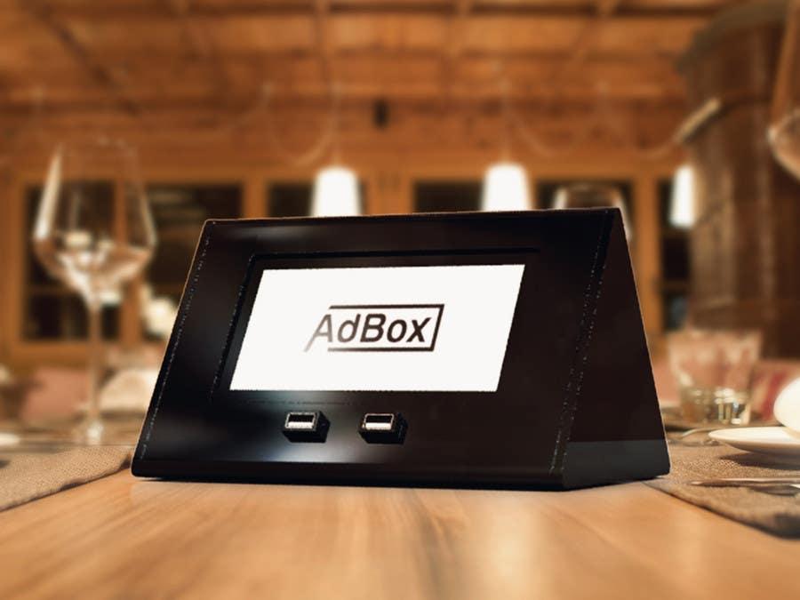 Konkurrenceindlæg #                                        40                                      for                                         Do some 3D Modelling for Adbox