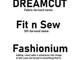 #80 untuk Brand Name for new fashion startup oleh RenoStefan93