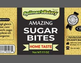 #63 for Design A Food Label by exaggeratedesign