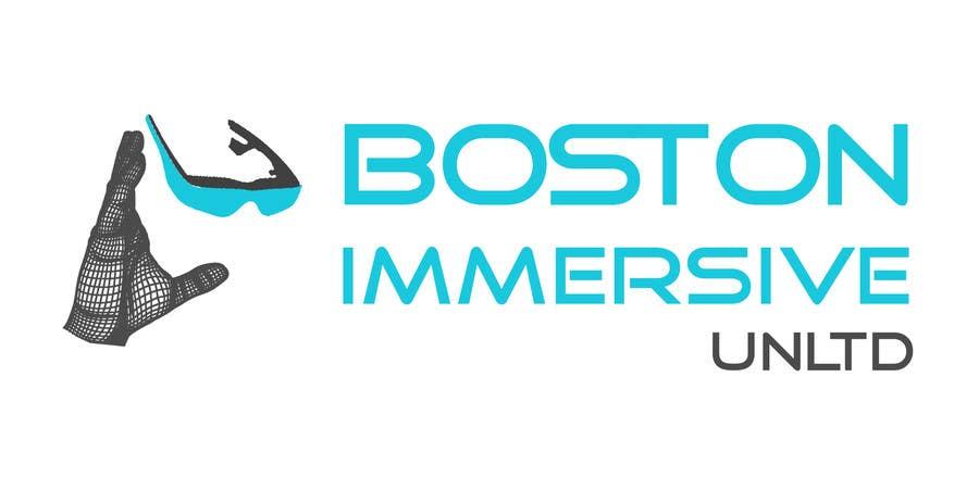 Konkurrenceindlæg #90 for Design a Logo for an Immersive Media Production Studio