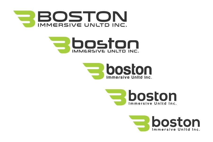 Konkurrenceindlæg #148 for Design a Logo for an Immersive Media Production Studio
