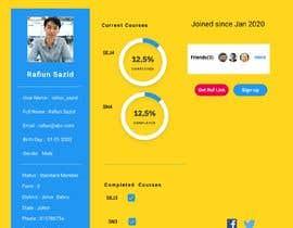 #19 cho User Interface Design For Web App bởi musfiq7