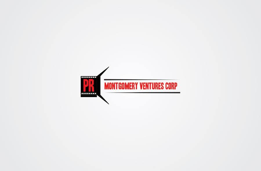 Bài tham dự cuộc thi #                                        55                                      cho                                         Design a Logo for my company P R Montgomery Ventures Corp
