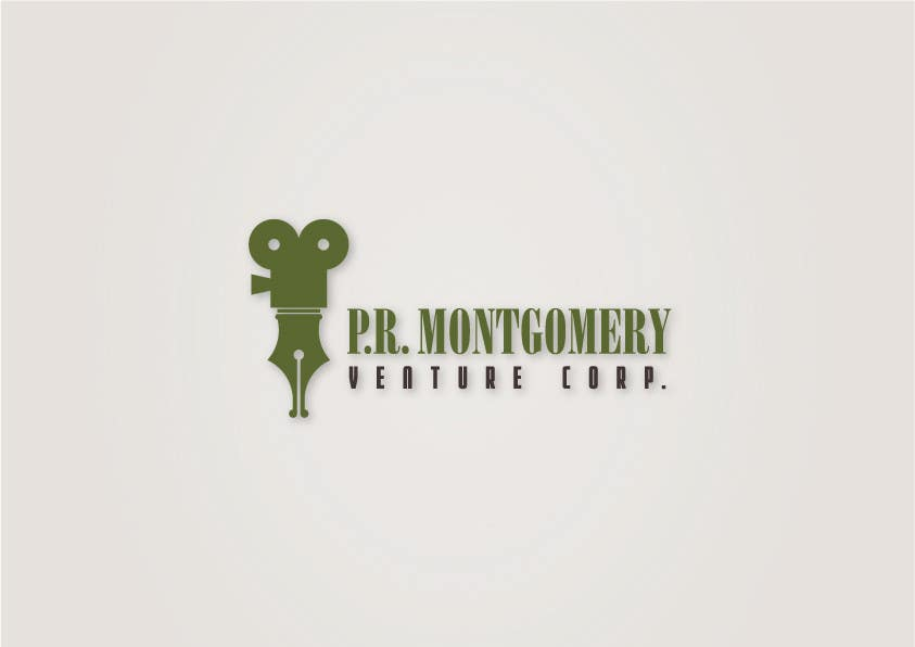 #50 for Design a Logo for my company P R Montgomery Ventures Corp by alfonself2012
