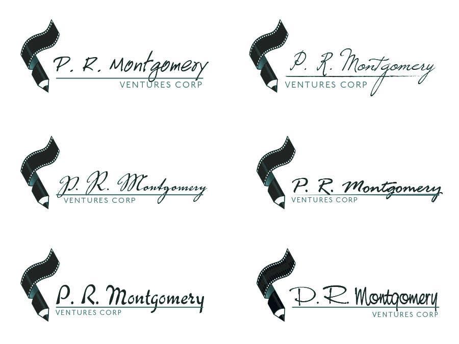 Bài tham dự cuộc thi #                                        63                                      cho                                         Design a Logo for my company P R Montgomery Ventures Corp