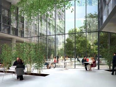 Nro 12 kilpailuun Concept Design of a Business Centre käyttäjältä Nihadricci