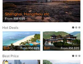 #25 for Android App Design for Travel Agency by cloudjanak