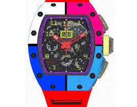 #12 cho POP ART Colourful Detailed Watch Needed bởi WhosDavid