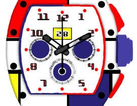 #11 cho POP ART Colourful Detailed Watch Needed bởi Millia91