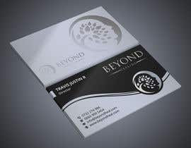 #215 for Business Card Design Needed for Healing Business by sagorsaon85