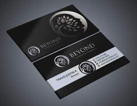 #263 for Business Card Design Needed for Healing Business by sagorsaon85