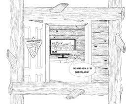 #14 for Illustrate/Draw my Idea | Single Panel Comic af sarahlestari097