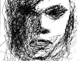 #21 untuk Scribbled dark art oleh qusairocks
